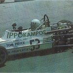 March 743 ex Tom Pryce Classic Formula 3 photo