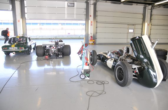 Silverstone Media Test Day 2015