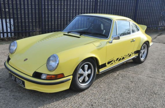 1973 Porsche 2.7 RS carrera