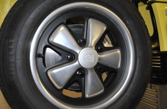 wheels restoration