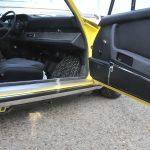 1973 Porsche 2.7RS Carrera doors