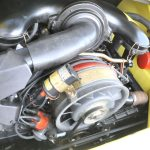 1973 Porsche 2.7RS Carrera engine image