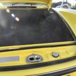 1973 Porsche 2.7RS Carrera trunk