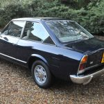 1974 Fiat 124 Sports Coupe 1800 for sale UK