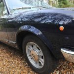 1974 Fiat 124 Sports Coupe 1800 for sale london
