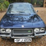 1974 Fiat 124 Sports Coupe 1800 wallpaper