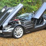 2007 Mclaren Mercedes SLR style