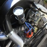 PORSCHE 718 RSK REPLICA engine