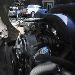 PORSCHE 718 RSK REPLICA engine view