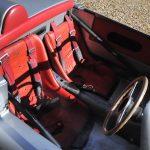 PORSCHE 718 RSK REPLICA seats