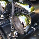 Jaguar SS100 Front End