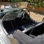 Jaguar SS100 Interior & Roof
