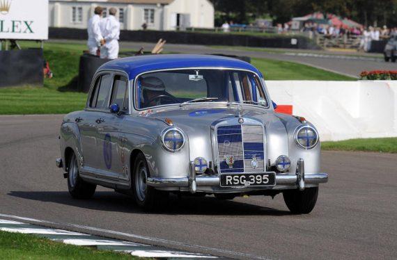 Mercedes-Benz 1958 'Ponton' 220S