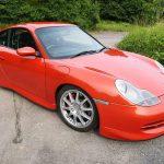 Porsche 996 Mk 1 GT3